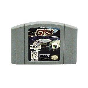 Jogo GT 64: Championship Edition - N64