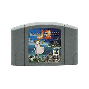 Jogo Wonder Project J2 - N64