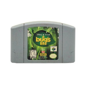 Jogo A Bug's Life - N64