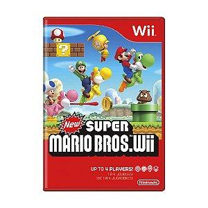 Jogo New Super Mario Bros. - Wii