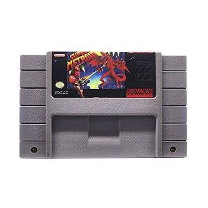 Jogo Super Metroid - SNES