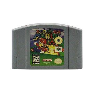 Jogo Super Mario 64 - N64