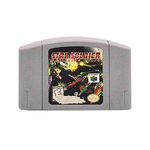 Jogo Star Soldier: Vanishing Earth - N64