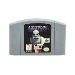 Jogo Star Wars: Shadow of the Empire - N64