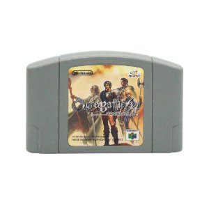 Jogo Ogre Battle 64: Person of Lordly Caliber - N64 (Japonês)