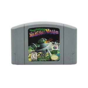 Jogo Space Station Silicon Valley - N64