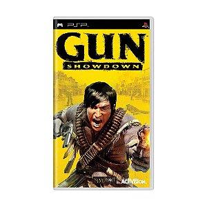 Jogo Gun Showdown - PSP