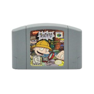 Jogo Rugrats: Scavenger Hunt - N64