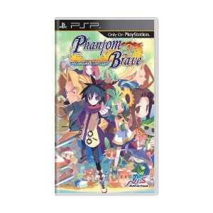 Jogo Phantom Brave: The Hermuda Triangle - PSP