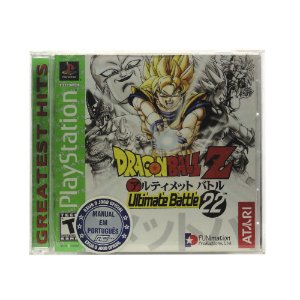 Jogo Dragon Ball Z: Ultimate Battle 22 - PS1