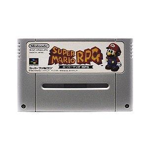 Jogo Super Mario RPG: Legend of the Seven Stars - SNES (Japonês)
