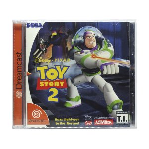 Jogo Toy Story 2: Buzz Lightyear to the Rescue - DreamCast
