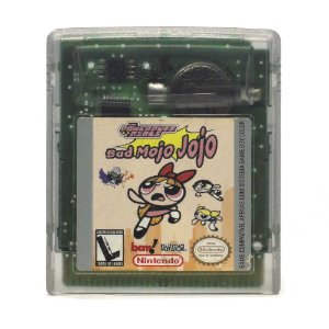 Jogo The Powerpuff Girls: Bad Mojo Jojo - GBC