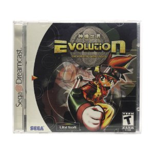 Jogo Evolution: The World of Sacred Device - DreamCast