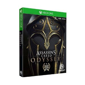 Jogo Assassin's Creed: Odyssey (SteelCase) - Xbox One
