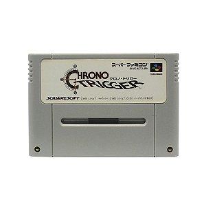 Jogo Chrono Trigger - SNES (Japonês)