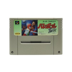 Jogo Volleyball Twin - SNES