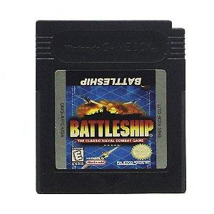 Jogo Battleship - GBC