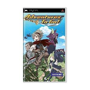 Jogo Adventures To Go! - PSP