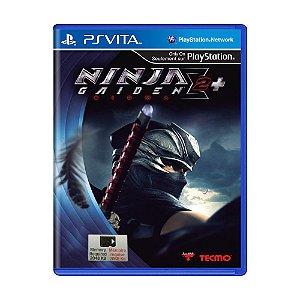 Jogo Ninja Gaiden Sigma 2 Plus - PS Vita