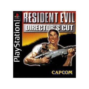 Jogo Resident Evil: Director's Cut - PS1