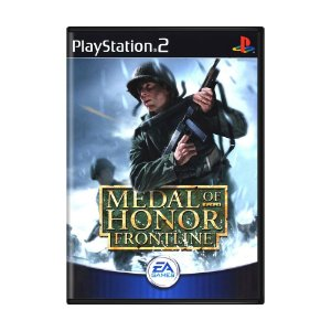 Jogo Medal of Honor: Frontline - PS2