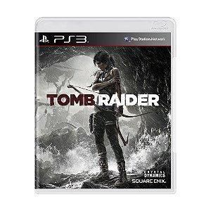 Jogo Tomb Raider - PS3