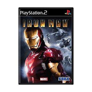 Jogo Iron Man - PS2