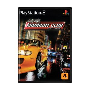 Jogo Midnight Club: Street Racing - PS2