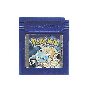 Jogo Pokémon Blue Version - GBC