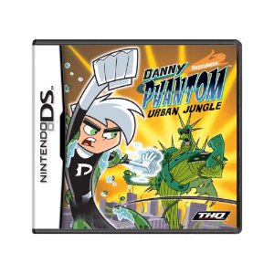 Jogo Danny Phantom: Urban Jungle - DS