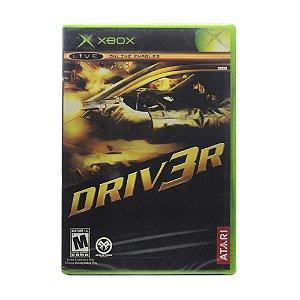 Jogo DRIV3R - Xbox