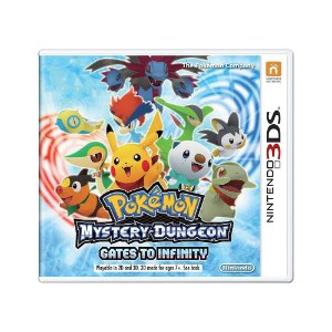 Jogo Pokémon Mystery Dungeon Gates to Infinity - 3DS