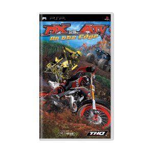 Jogo MX vs ATV: On the Edge - PSP