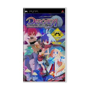 Jogo Disgaea: Afternoon of Darkness - PSP