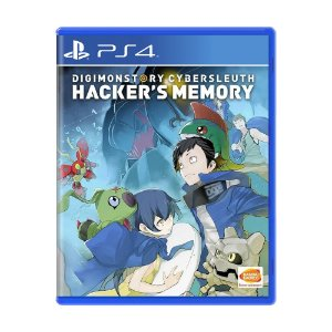 Jogo Digimon Story: Cyber Sleuth Hacker's Memory - PS4