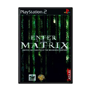 Jogo Enter The Matrix - PS2