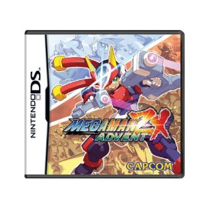 Jogo Mega Man ZX Advent - DS