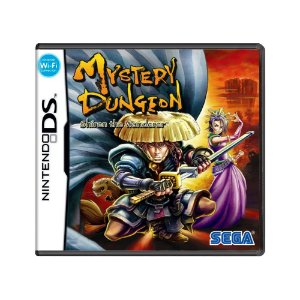Jogo Mystery Dungeon: Shiren the Wanderer - DS