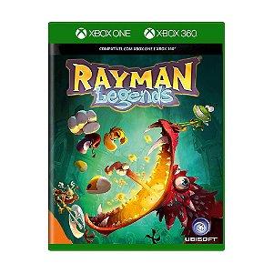 Jogo Rayman Legends - Xbox One e Xbox 360