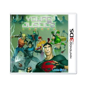 Jogo Young Justice Legacy - 3DS