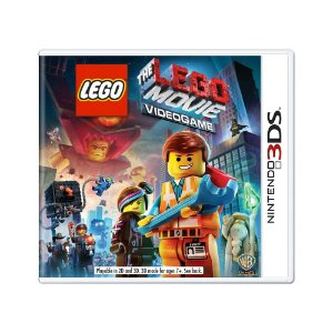 Jogo The LEGO Movie Videogame - 3DS