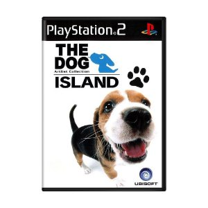 Jogo The Dog Island - PS2