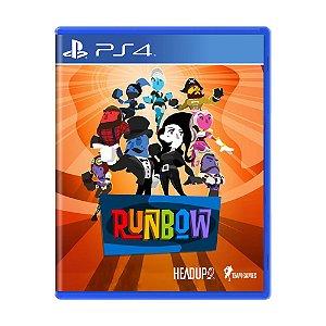 Jogo Runbow - PS4