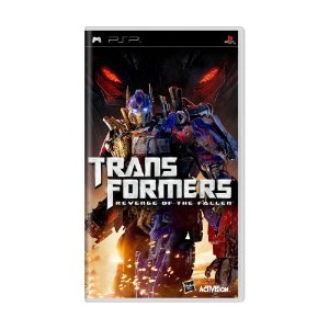 Jogo Transformers: Revenge of the Fallen - PSP