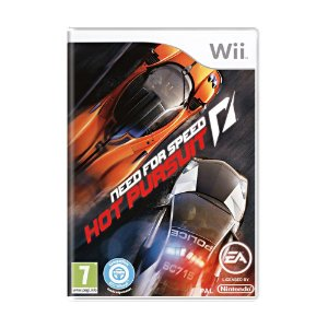 Jogo Need for Speed: Hot Pursuit - Wii (Europeu)