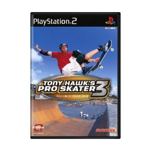 Jogo Tony Hawk's Pro Skater 3 - PS2 (Japonês)