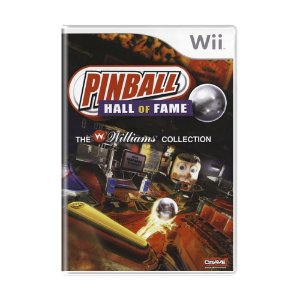 Jogo Pinball Hall of Fame: The Williams Collection - Wii