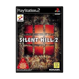 Jogo Silent Hill 2 - PS2 (Japonês)