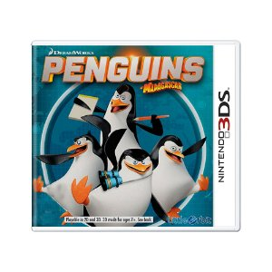 Jogo Penguins of Madagascar - 3DS